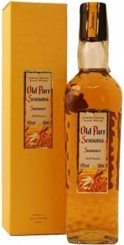 Whisky Velho Old Parr Whisky Seasons Summer - Escócia
