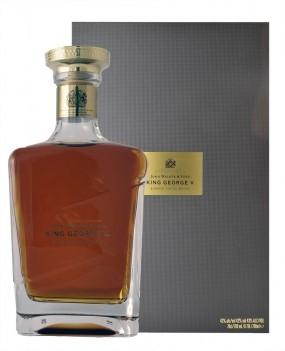 Whisky Velho Johnnie Walker Blue Label King Greorge V - Escócia
