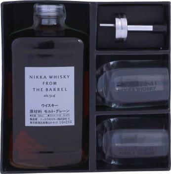 Whisky Nikka From The Barrel Japonês - Coffret Green tea