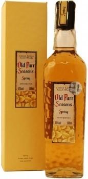 Whisky Velho Old Parr Whisky Seasons Spring - Escócia