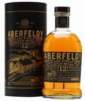 Whisky Aberfeldy 12 anos Single Malt