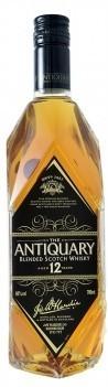 Whisky Velho Antiquary 12 Anos - Escócia