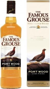 Famous Grouse   Port Wood
