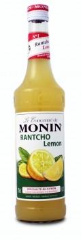 Monin   Rantcho Lemon    S/Alcool  Concentrado