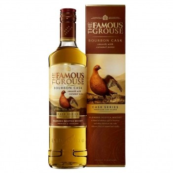 Famous Grouse Bourbon Cask Series