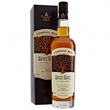 Whisky Compass Box The Spice Tree SIngle Malt
