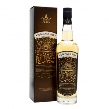 Whisky Compass Box The Peat Monster Single Malt