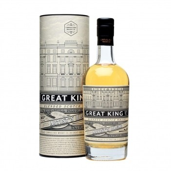 Whisky Great King St Artist Blend - Compass Box