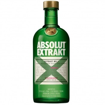 Absolut Vodka Extrakt - Destilados