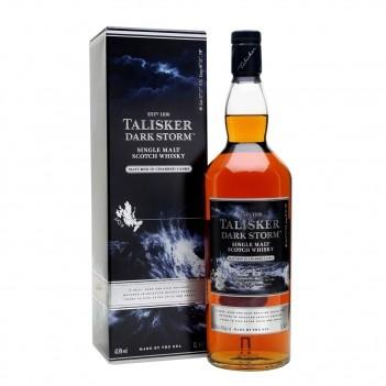 Whisky Talisker Dark Storm Cask Single Malt- Litro