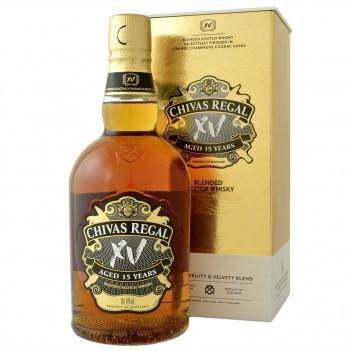 Whisky Velho Chivas Regal 15 Anos - Escócia