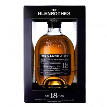 Whisky Glenrothes 18 Anos SIngle Malt