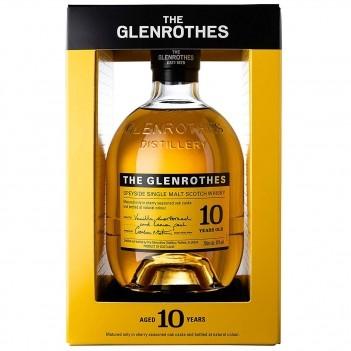 Whisky Glenrothes 10 Anos Single Malt