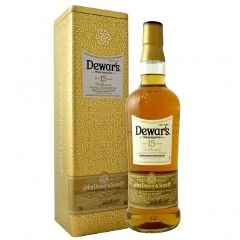 Whisky Velho Dewars 15 Anos - Escócia