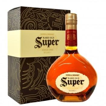 Whisky Nikka Super Rare Old - Japonês