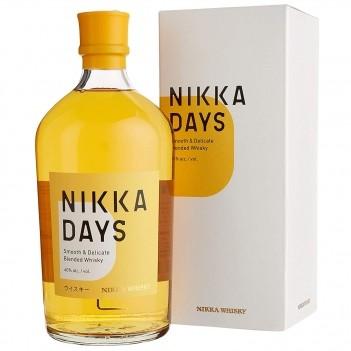 Whisky Nikka Days - Selecção whisky Japonês