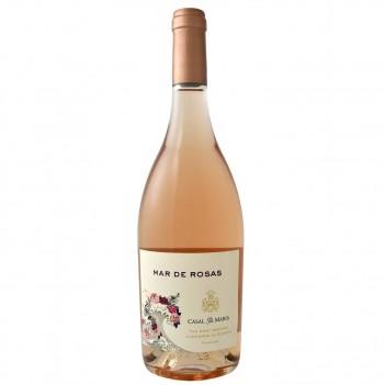 Vinho Rosé Casal de Santa Maria Mar de Rosas - Lisboa