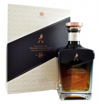 Johnnie Walker & Sons Private Collection