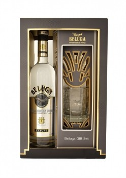 Vodka Beluga Noble   C-Caixa