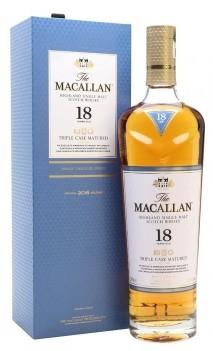 Whisky Macallan 18 Anos Triple Cask Single Malt
