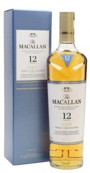 Whisky Macallan 12 Anos Triple Cask Single Malt
