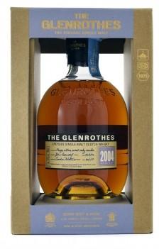 Whisky Glenrothes Vintage 2004 Malt Speyside Single Malt