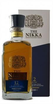 Whisky Nikka 12 Anos Blue - Japonês