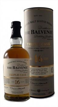 Whisky Balvenie 16 Anos Triple Cask Single Malt
