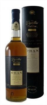 Whisky Velho Oban Distillers Edition - Escócia