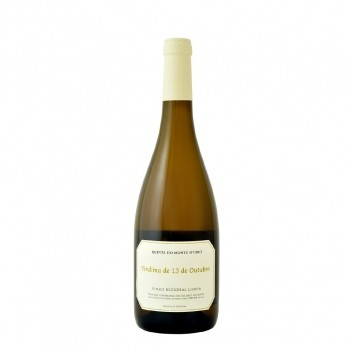 Vinho Branco Quinta do Monte DOiro Vindima 13 de Outubro - Lisboa 2016