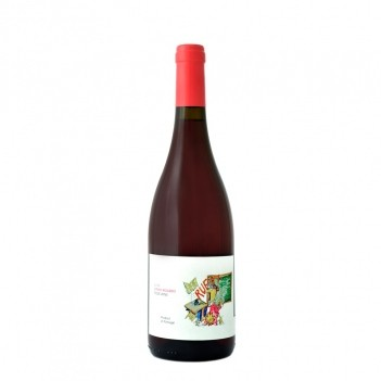 Vinho Rosé Natural João Tavares de Pina Rufia Rosado - Dão 2019