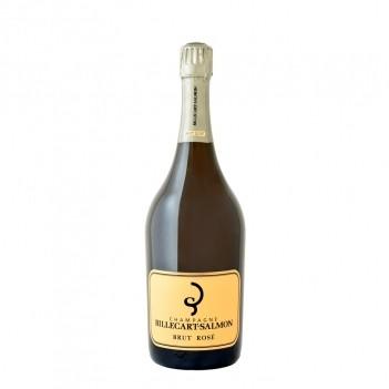 Champagne Billecart Salmon Brut Rosé - França 1.5 lts