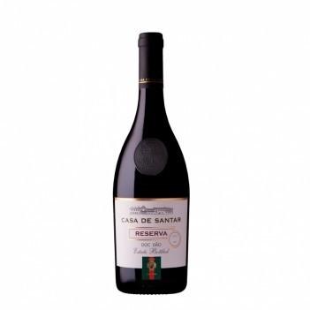 Vinho Tinto Casa de Santar Reserva - Dão 2014