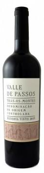 Vinho Tinto Reserva Valle de Passos - Trás-os-Montes 2015