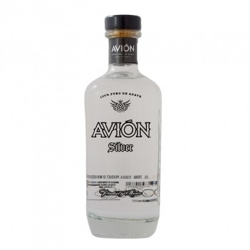 Tequila Avion Silver  -  100% Agave