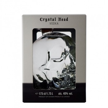 Vodka Crystal Head - 1,75 Litros