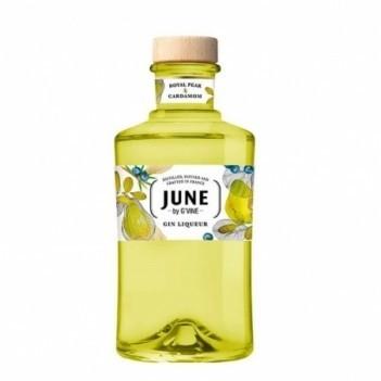 Licor  de Gin June Royal  Pear and Cardamom