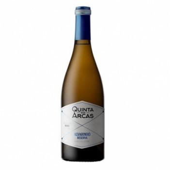 Vinho Branco Quinta Das Arcas Reserva Alvarinho - Vinhos Verdes 2017