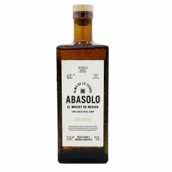 Whisky Abasolo Del Mexico