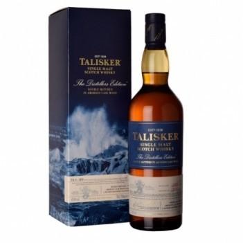 Whisky Talisker Double Matured Distillers Edition Single Malt