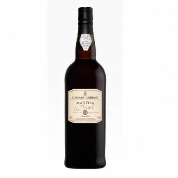 Vinho da Madeira Cossart Gordon 10 Anos Bual Meio Doce