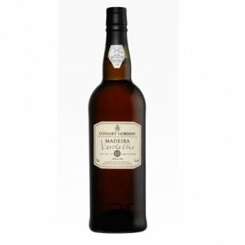 Vinho da Madeira Cossart Gordon 10 Anos Verdelho