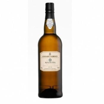 Vinho da Madeira Cossart Gordon 5 Anos Sercial