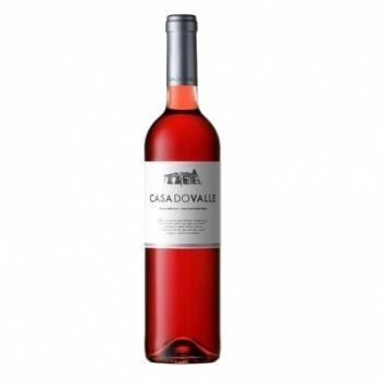 Vinho Rosé Casa do Valle - Vinhos Verdes 2018