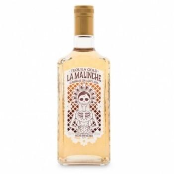Tequila La Malinche Gold 38º - México