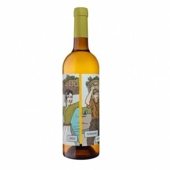 Vinho Branco Cortes de Cima 2 Terroirs - Alentejo 2018