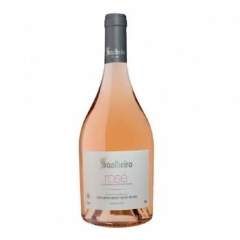 Vinho Rosé Soalheiro Alvarinho e Pinot Noir - Vinhos Verdes 2019