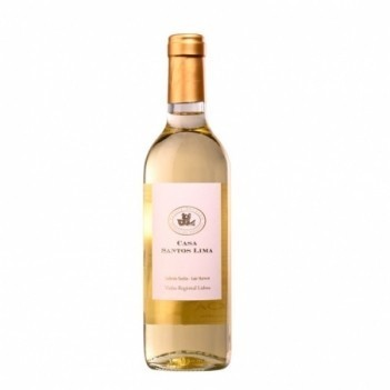 Vinho Colheita Tardia Casa Santos Lima Late Harvest  0,375 2017