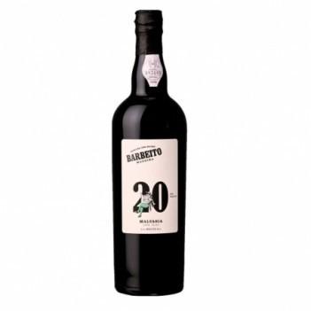 Vinho da Madeira Barbeito 20 Anos Malvasia