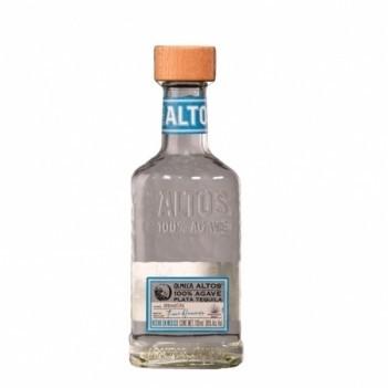 Tequila Olmeca Altos Plata - 100% Agave